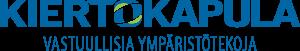 Kiertokapula logo